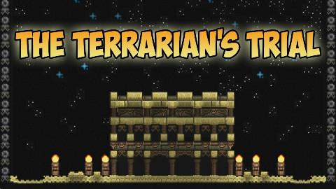 [冒险地图] Terrarian的试练 (全流程)