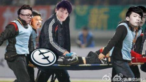 恭喜LGD2-0战胜EG战队挺进决赛