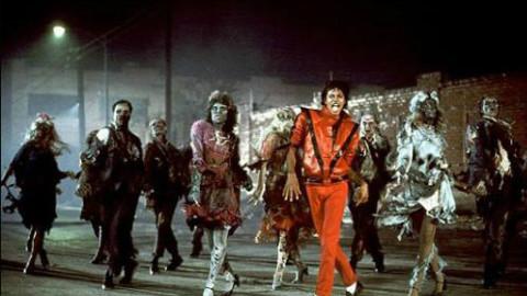 Thriller MV
