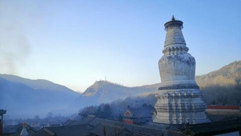 「48Hrs」13小时/700公里/北京往返五台山:40岁油腻中年人佛系自驾行