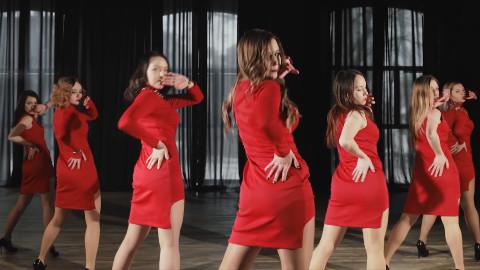 东欧小姐姐跳韩舞~SISTAR+宇宙少女