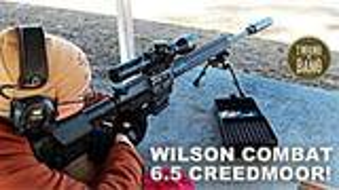 [TWANGnBANG]威尔逊Combat 6.5克里德莫尔 精密战术步枪