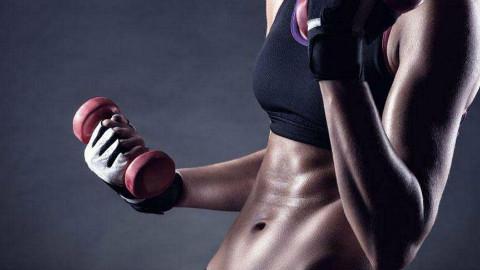 教你一个专门减肚子的小方法,每天坚持5分钟,腹部赘肉去无踪