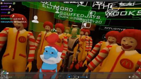 OMG GAMES VRchat搞笑瞬间#1 VRchat视频搬运