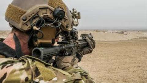 阿富汗战争|头盔摄像机记录美军第三步兵师与阿富汗突击队联合巡逻队与塔利班作战