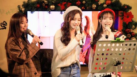 【SNH48】星梦Mini Live~K.E.T组合正式演出披露!(徐晗 许杨玉琢 张昕)