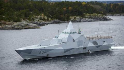 世界最先进隐形护卫舰,像是F22战机的海上版本,美军也怕其三分