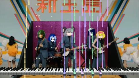 【COOKIE☆】鱼韵乐队名曲曲奇向再编曲15合1