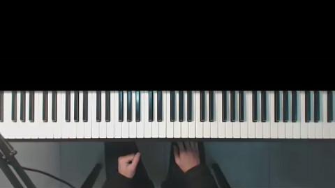 【钢琴教学】两分钟就能教你弹会小星星,最基础入门教学