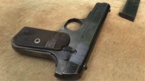[hickok45]柯尔特 M1903无击锤口袋版