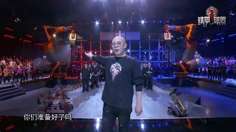 """这位地道的中国农民带着自己第66个""""孩子""""驰骋赛场;云南边陲撼地神牛力能扛鼎--尽在铁甲雄心第三集"""