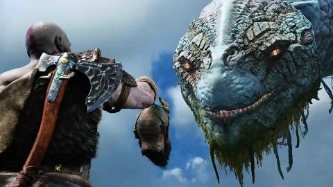 【熟肉】4月20发售,索尼《战神》最新剧情预告片,NGA译版