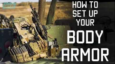 【GearKr翻译团】重磅蹲坑战术课程之如何搭载你的战术背心