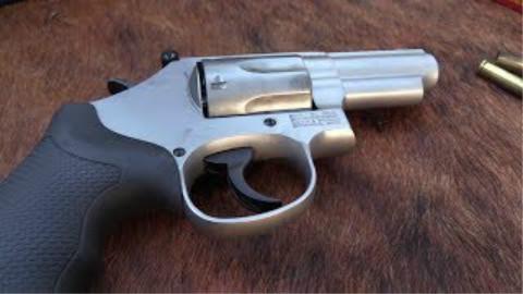 [hickok45]史密斯威森M66马格南