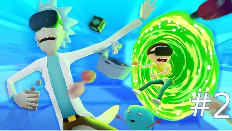 VR瑞克和莫蒂#2 外星宠物 鲤鱼Ace