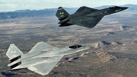 【讲堂249期】菱形机翼,曾是美军F-22战斗机的最强对手,却因矢量发动机被封存