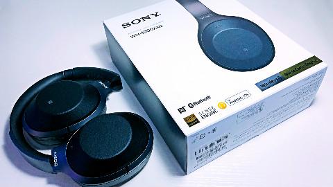 索尼大法好!目前最棒的蓝牙降噪耳机?SONY WH-1000XM2 开箱上手体验简评