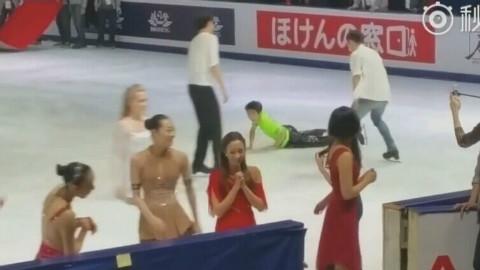 【花样滑冰】现在的花滑选手都是那么帅那么可爱那么会玩的吗?(主金博洋,羽生结弦)