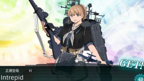 【虚无酱】舰C18冬甲级斩杀E7