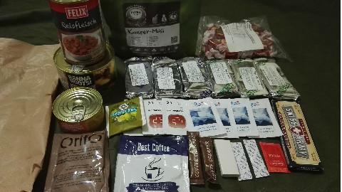 军粮试吃:波罗的海三国之爱沙尼亚24小时口粮700元一份