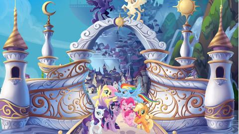【MLP】官方短片《公主的魔法教室 之 神奇生物》(中字)