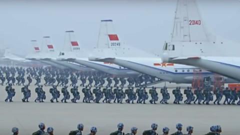 2018中国武装力量展示-谁敢来战!