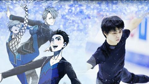 羽生结弦:次元壁?不存在的——胜生勇利和羽生结弦的双人滑:Yuri on ice