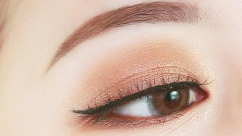适合新手的眼影教程,专业化妆师都是这样做的!