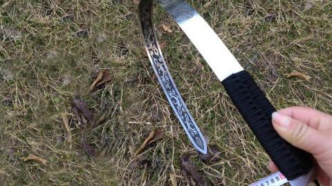 【我的国305】天下第一剑,冷兵器巅峰之作,弯曲140度不变形
