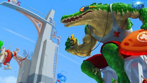 心惊lol伪精品教学第二期:鳄鱼