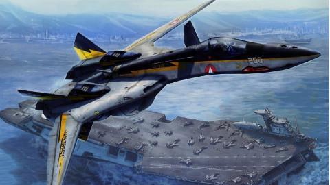 【讲堂265期】人类研发出地球上首架前掠翼战机,希特勒时代的又一黑科技