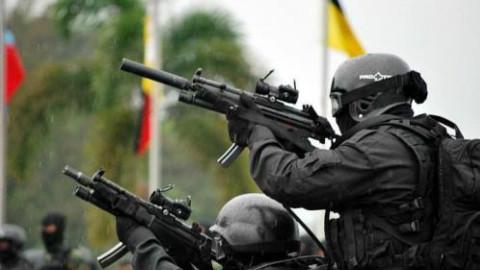 马来西亚特战行动混剪
