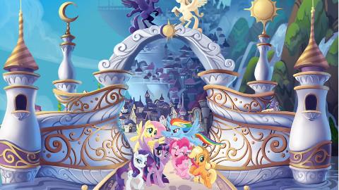 【MLP】官方短片《公主的魔法教室》系列 之 魔法利弊(中字)