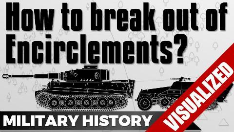 【自制字幕】德军装甲掷弹兵怎么突破苏军重重包围?