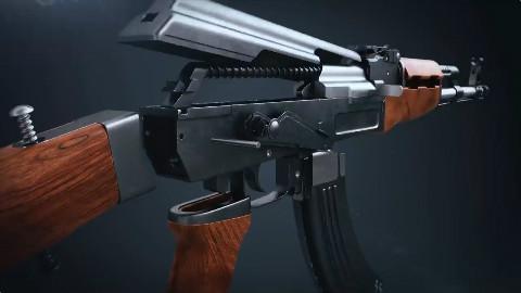 30秒了解AK-47的工作原理