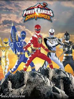 【特摄/中字】恐龙战队——美版超级战队POWER RANGERS