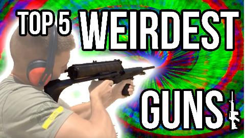 【TFB搬运 愚人节特辑】5把最奇♂怪的枪