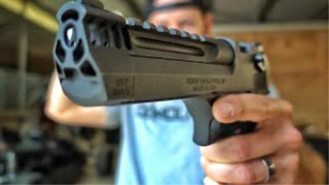 [爆破农场]更好的操控性|沙漠之鹰 .357马格南弹