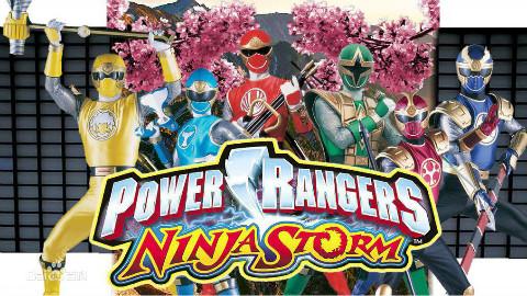 【特摄/中字】恐龙战队 11季忍者风暴 POWER RANGERS NINJA STORM 上