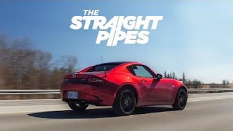 2018 Mazda MX-5 Miata RF Review