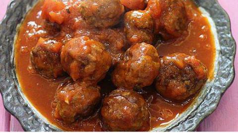 军粮试吃:美军MRE口粮中最好吃的8号餐意式肉丸