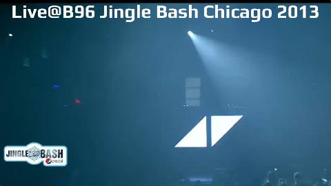 [Live] Avicii@B96 Jingle Bash Chicago 2013