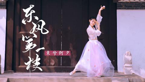 【东夕】东风第一枝(玄觞)❀三月桃花签,吹梦到心间