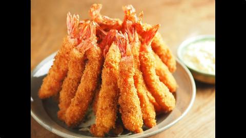 【筋肉料理人】炸虾