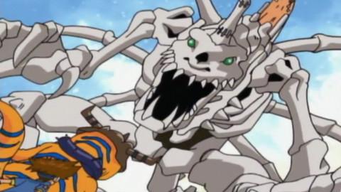 角马动漫」残暴的丧尸暴龙兽登场 讲讲童年记忆《数码宝贝第一部》第三部分