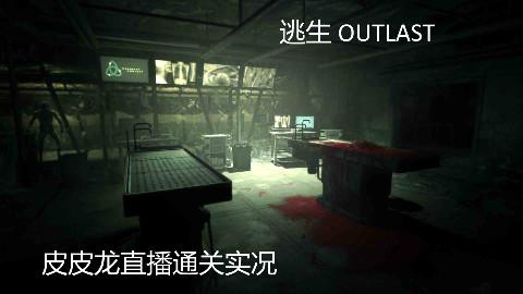 【皮皮龙/泽饶龙】恐怖游戏逃生1(outlast1)的完整通关视频
