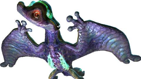 怪物猎人P3系列毒怪龙