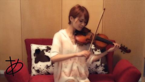 【Ayasa】《未闻花名》片尾曲《secret base》:我,想要实现的愿望...