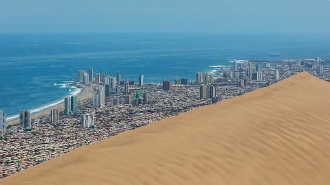 """全球唯一无""""绿色""""的城市:400年没下过雨,四分之一人是中国后裔!"""