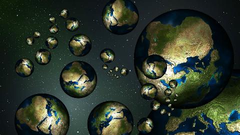 人类寻找平行宇宙的意义:发现另一个自己!